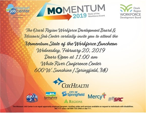 Last Chance to get Momentum Tickets!