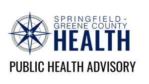 Springfield-Greene County Health Department Public Health Advisory