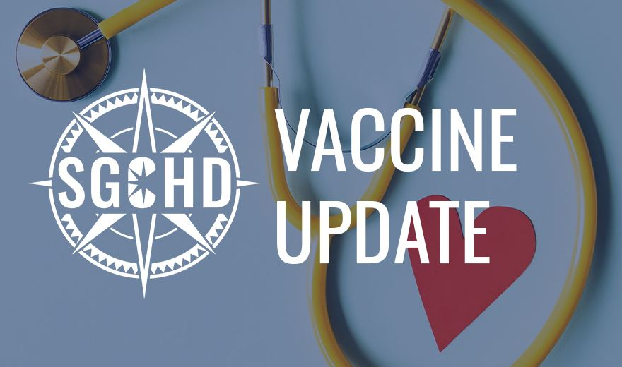 news flash - vaccine update